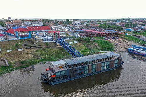 Inicio de operaciones en el nuevo Terminal de pasajeros de Iquitos
