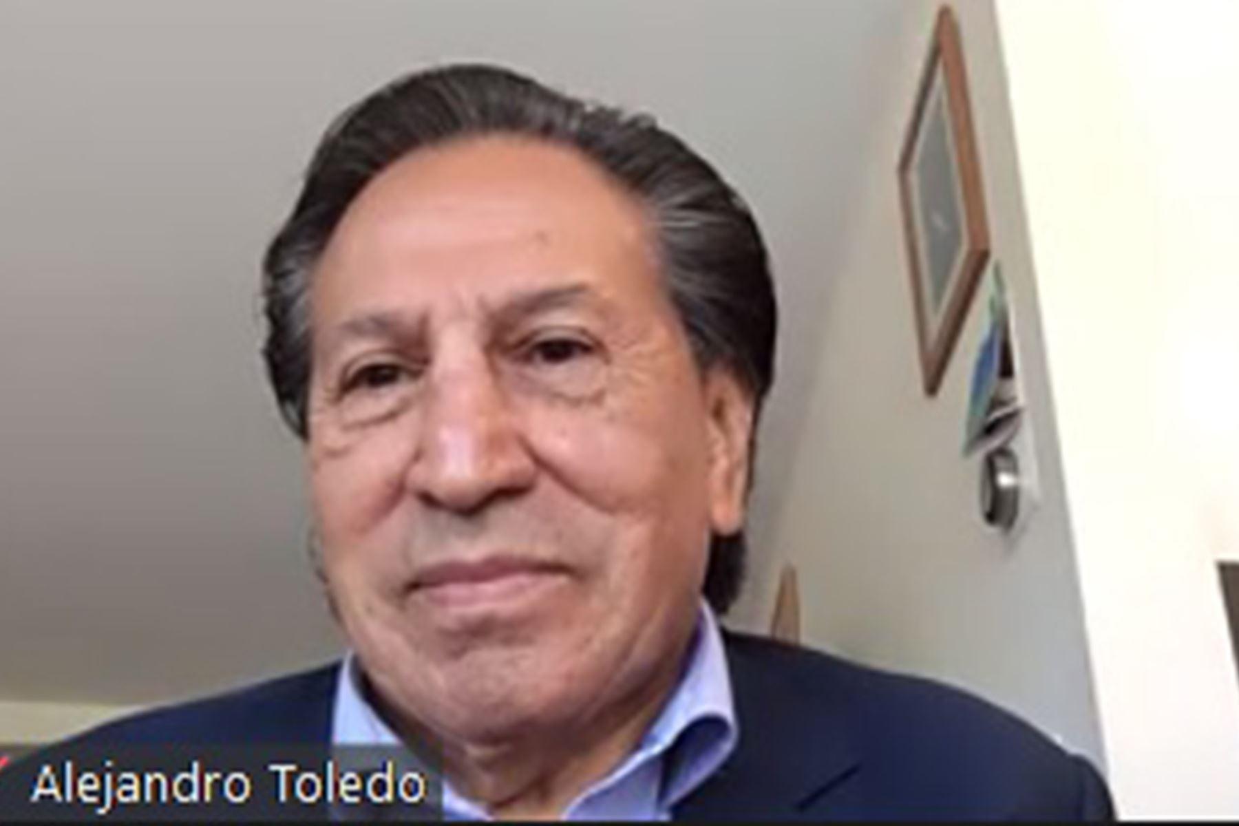 Alejandro Toledo: Fiscalía de EEUU pide que regrese a prisión tras la decisión del juez