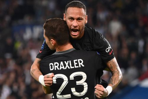 París Saint-Germain gana 2 a 0 al Montpellier