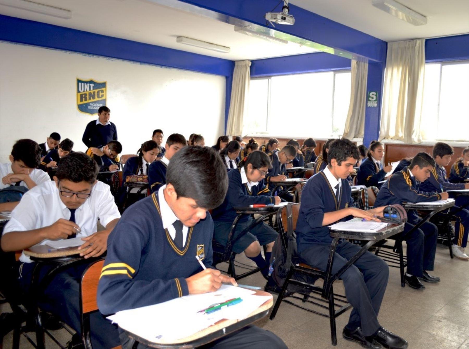 ¡Atención escolares! La Universidad Nacional de Trujillo convoca a concurso de matemáticas
