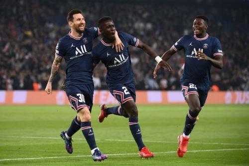 Paris Saint-Germain gana 1 a 0 al Manchester City por  la Champions   League