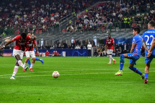 Milan gana 1 a 0 al Atlético Madrid por  la Champions League