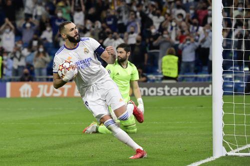 Real Madrid iguala 1 a 1 ante el Sheriff por  la Champions League
