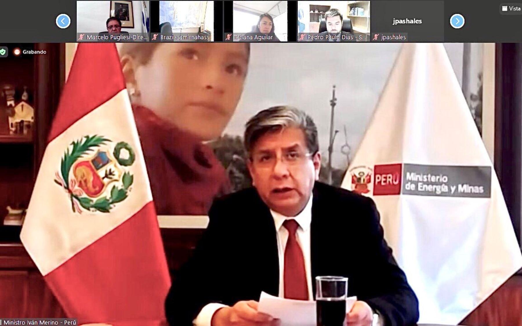 Ministerio de Energía y Minas apuesta por proyectos con rentabilidad social