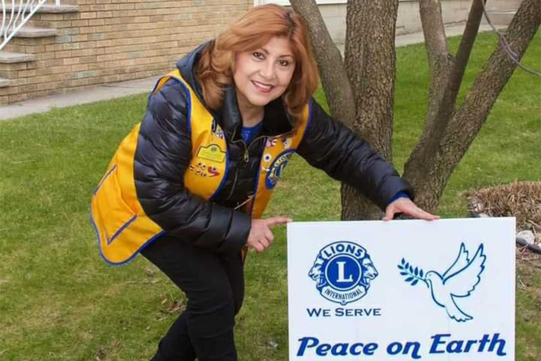 Patricia Contreras: La peruana que ayuda a los niños con cáncer en Nueva Jersey