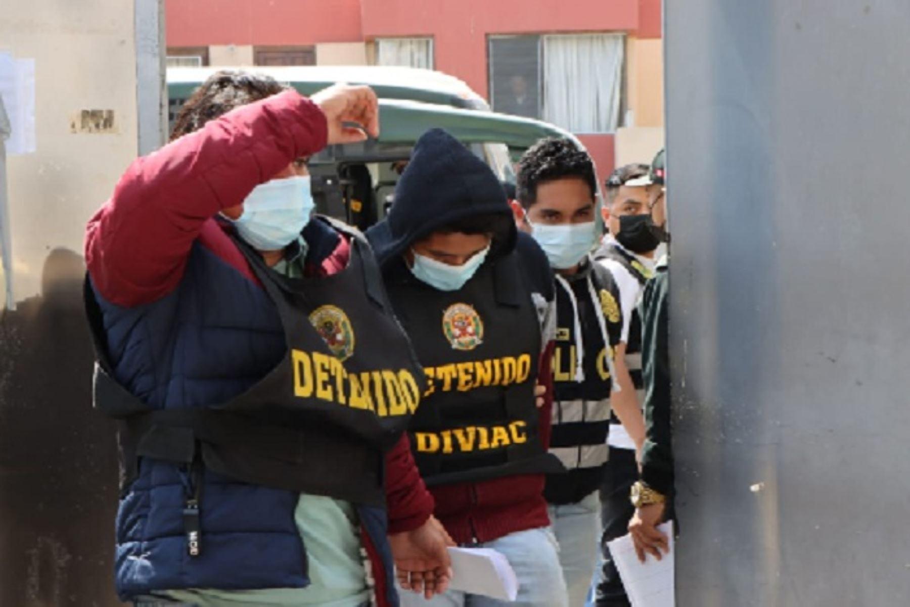 Trujillo: desarticulan banda delincuencial que tramitaba brevetes