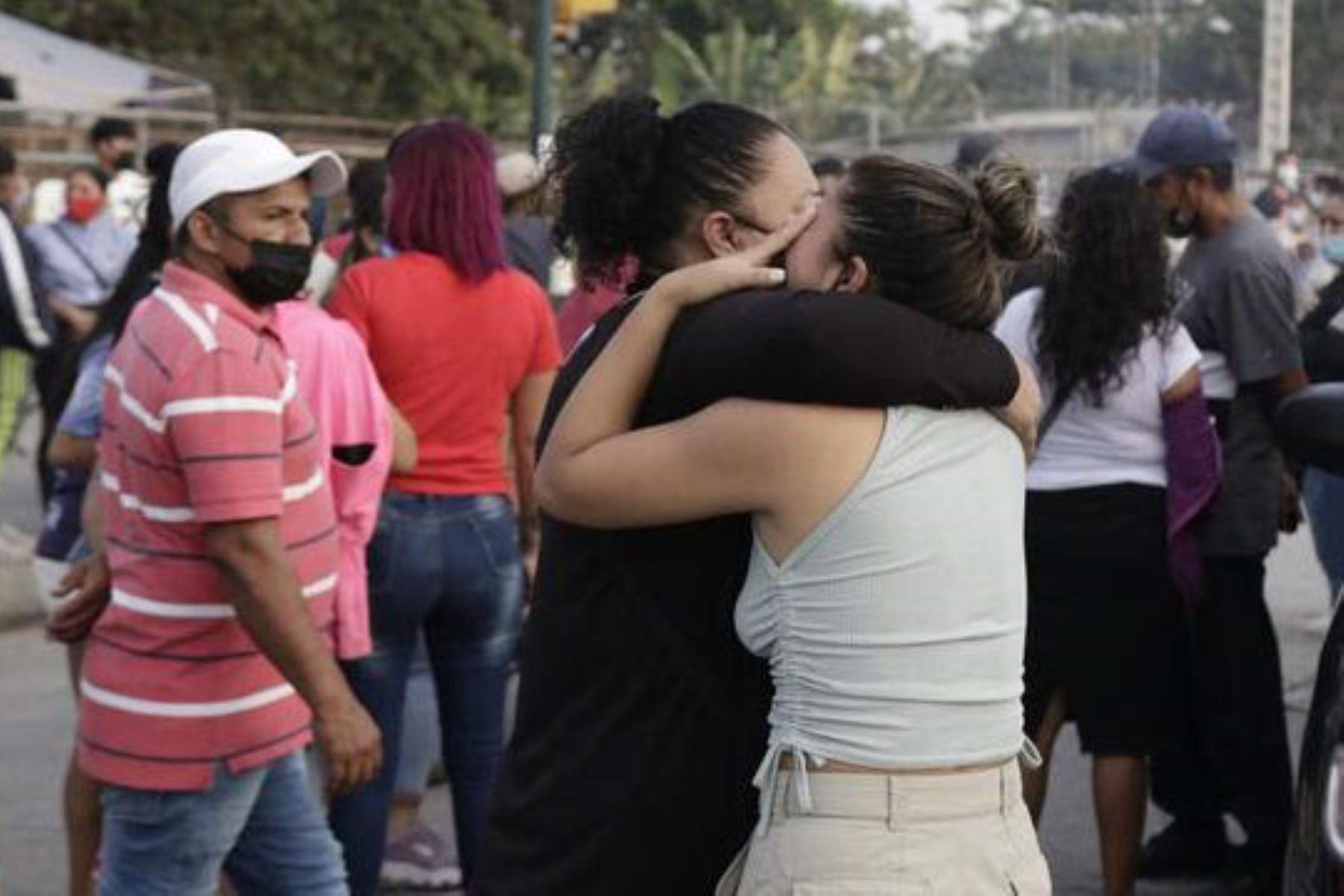 Masacre en cárcel de Ecuador: Gobierno declara estado de excepción