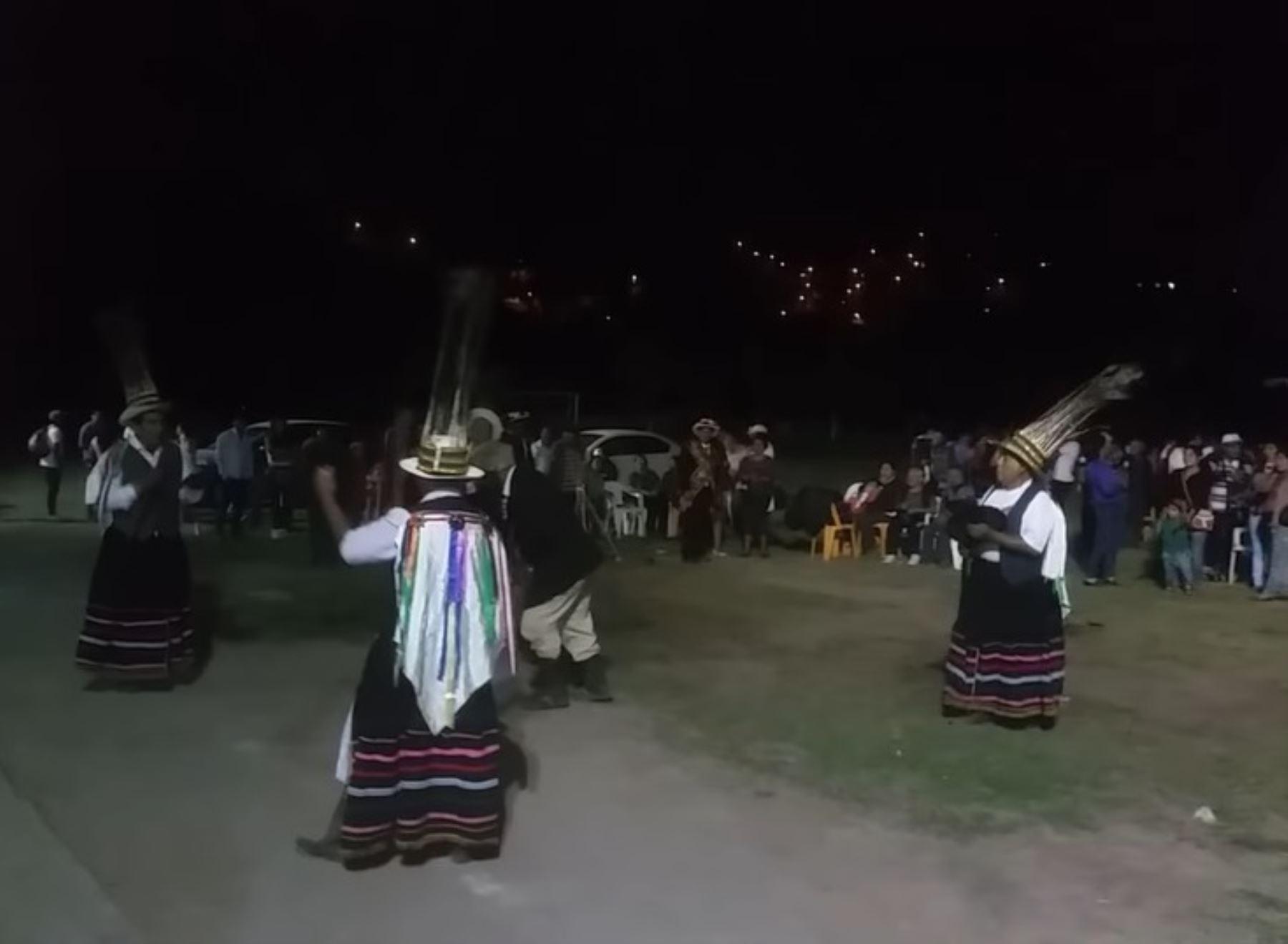 Áncash: la danza Saya wanka de Aija fue declarada Patrimonio Cultural de la Nación