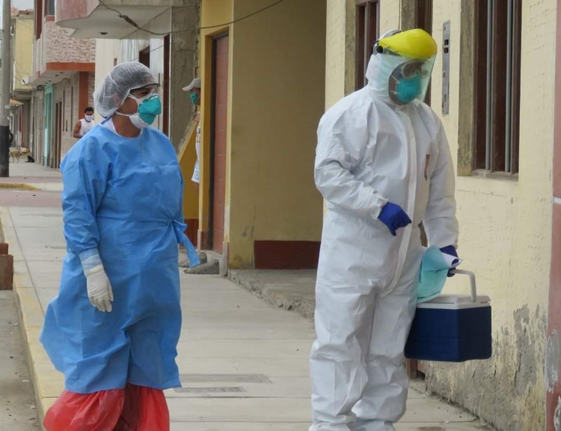 Buen avance: Áncash reporta una notable disminución en número de contagios por covid-19