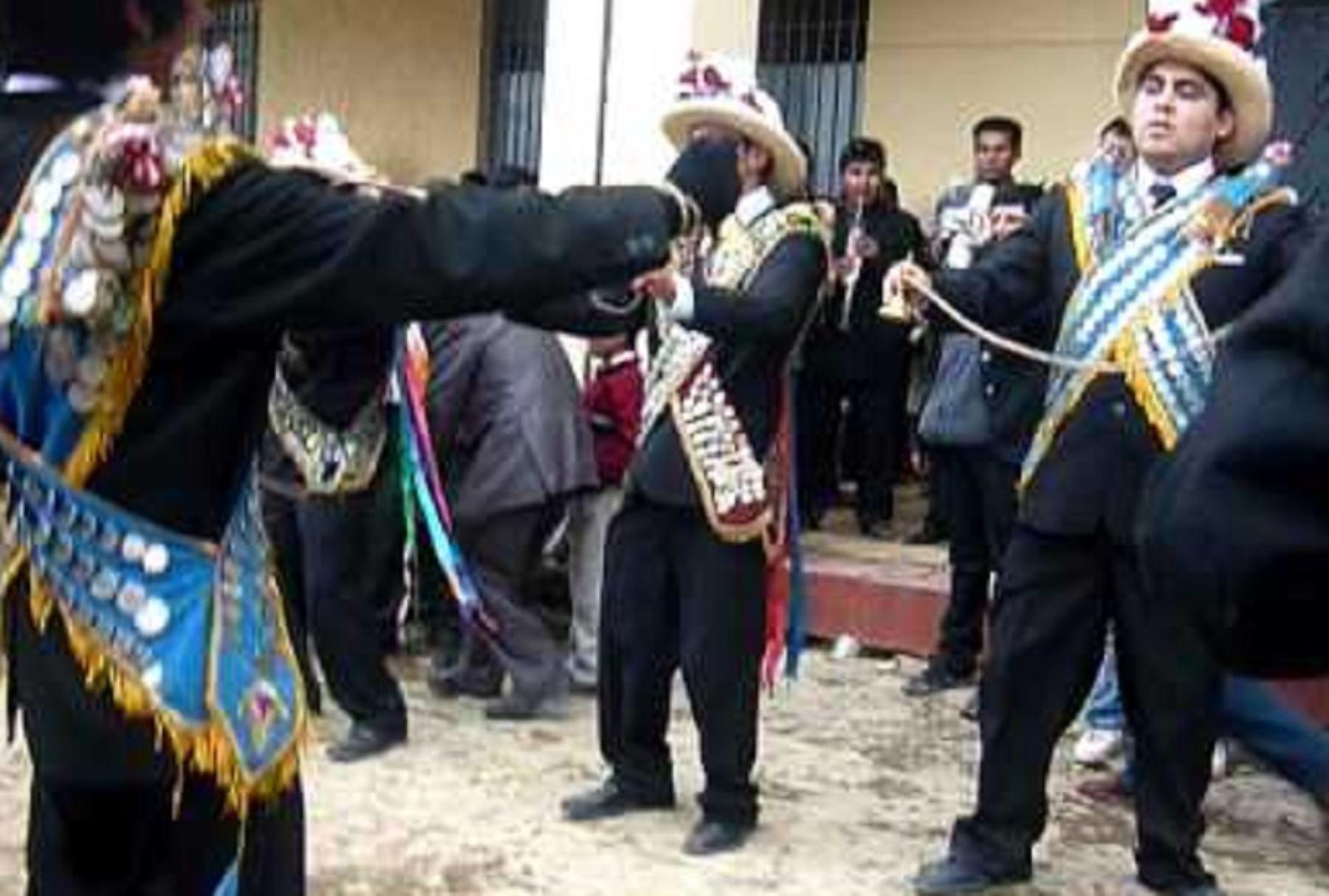 ¡Áncash celebra! Danza Negritos de Plata de Aija ya es Patrimonio Cultural de la Nación