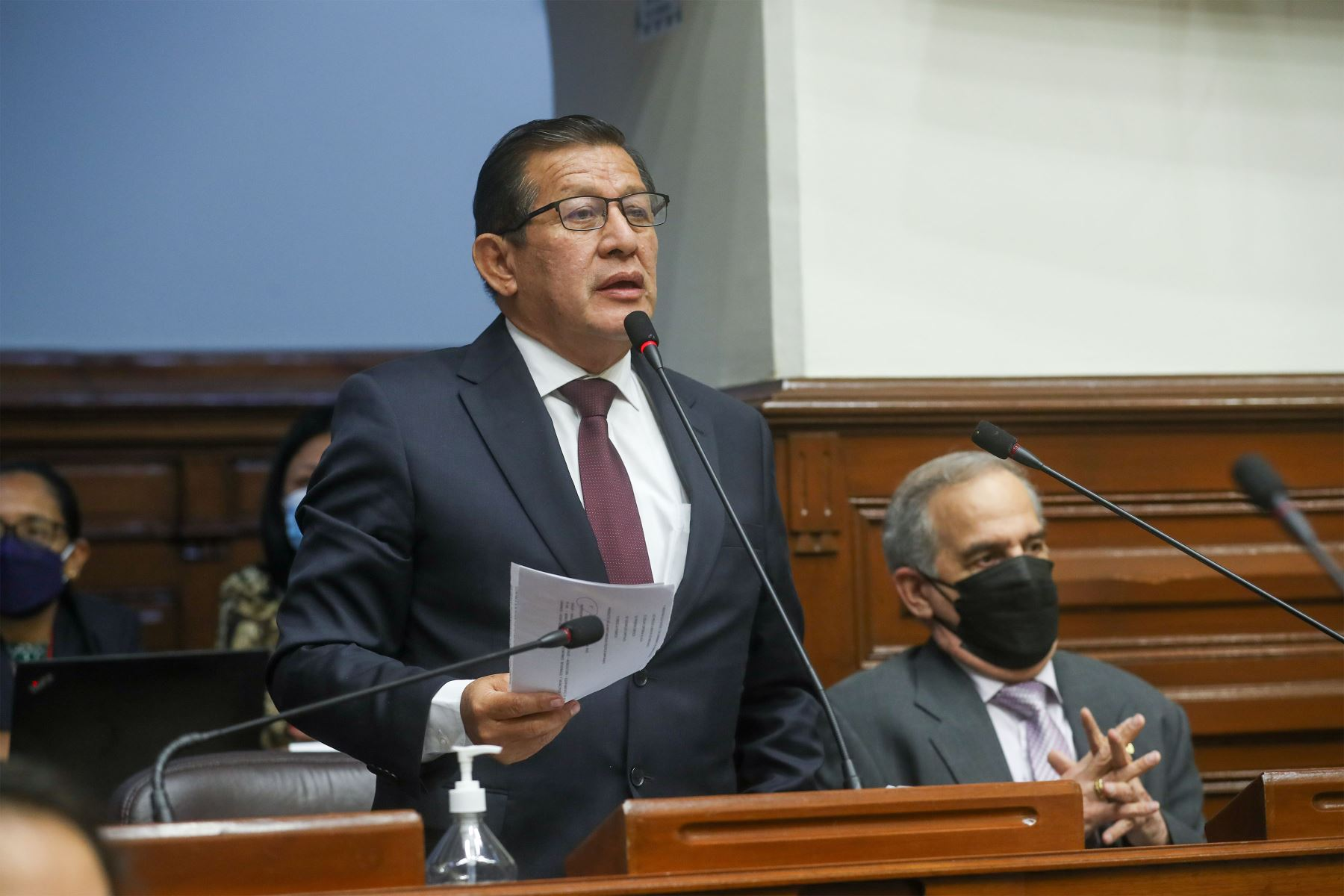 APP considera que Congreso debe construir una nueva relación con Ejecutivo