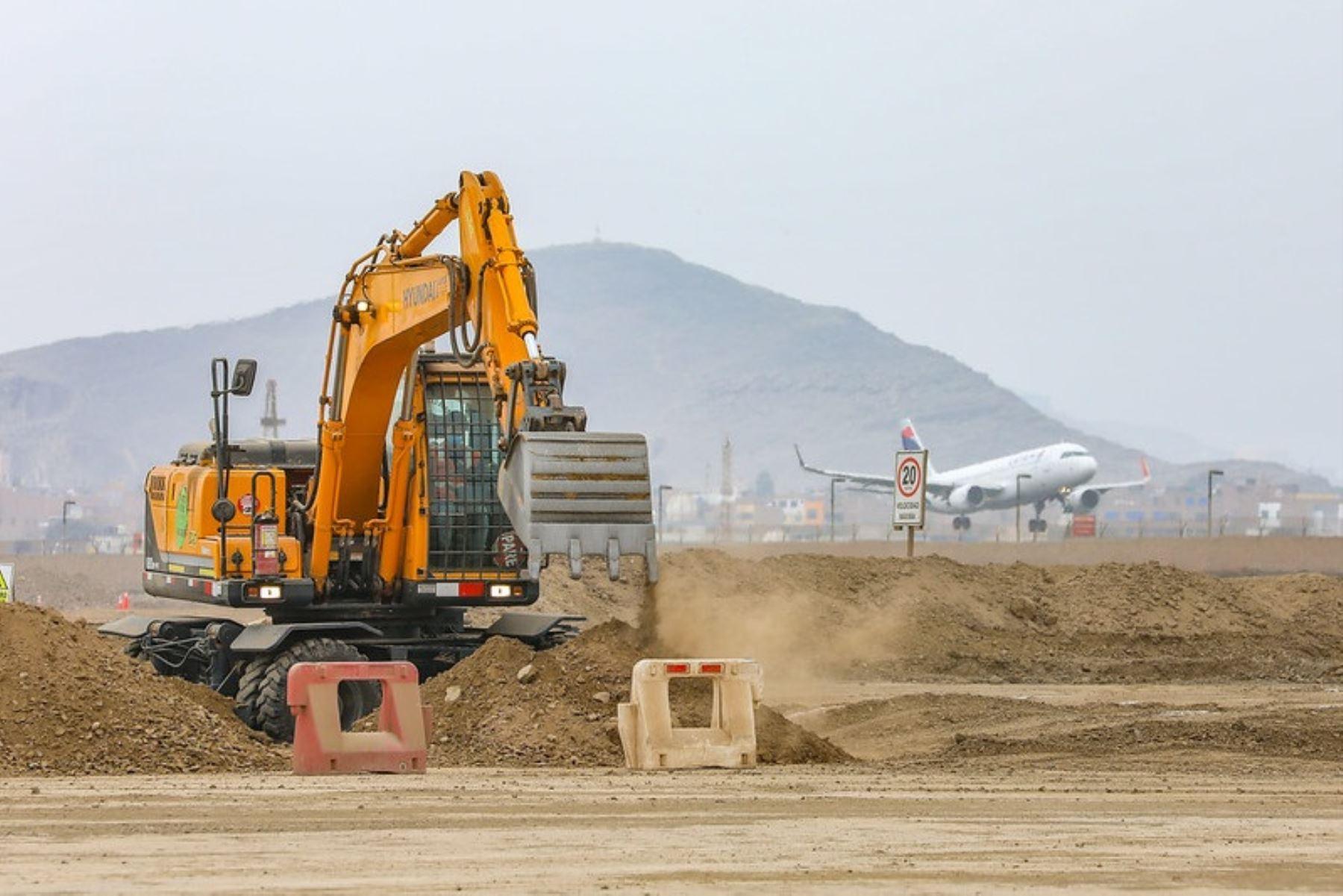 Nuevo terminal del aeropuerto Jorge Chávez será motor de desarrollo