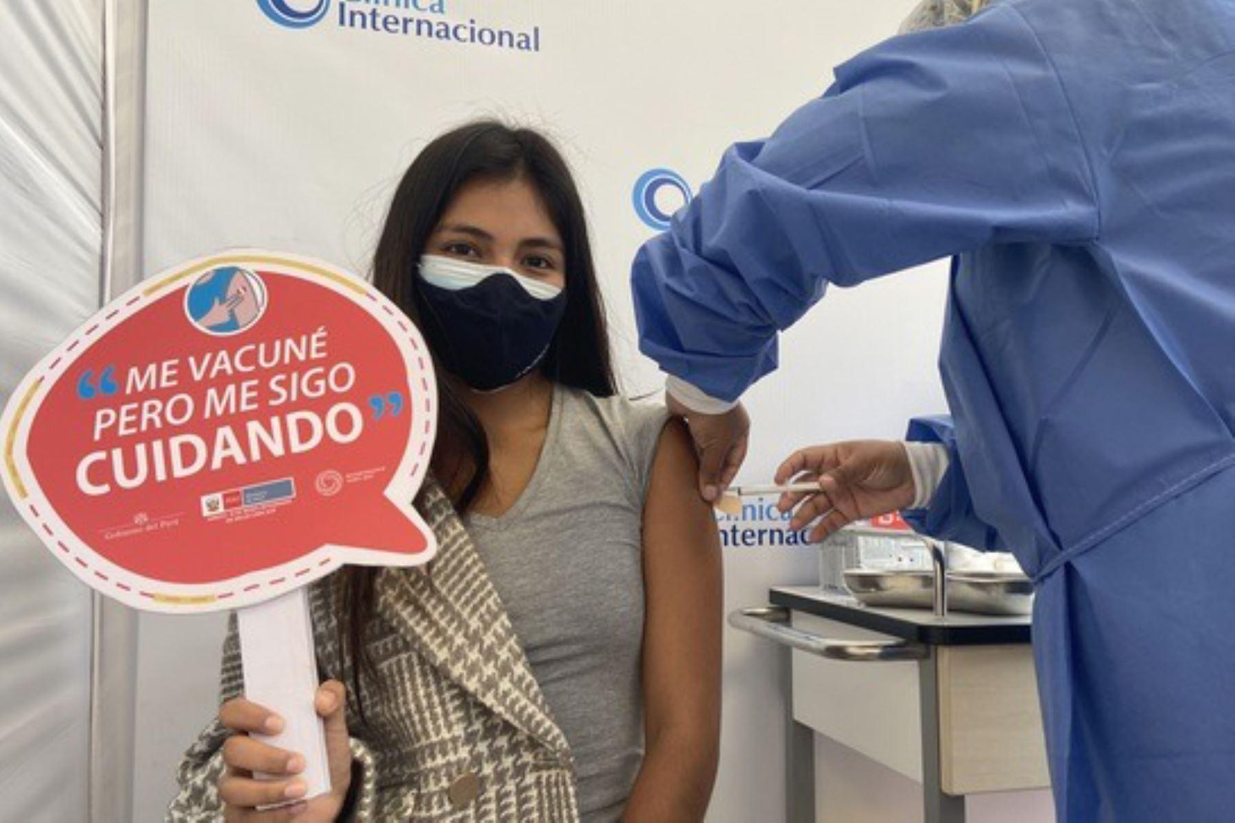 Diris Lima Sur habilita nuevo centro de vacunación en Clínica Internacional de Surco