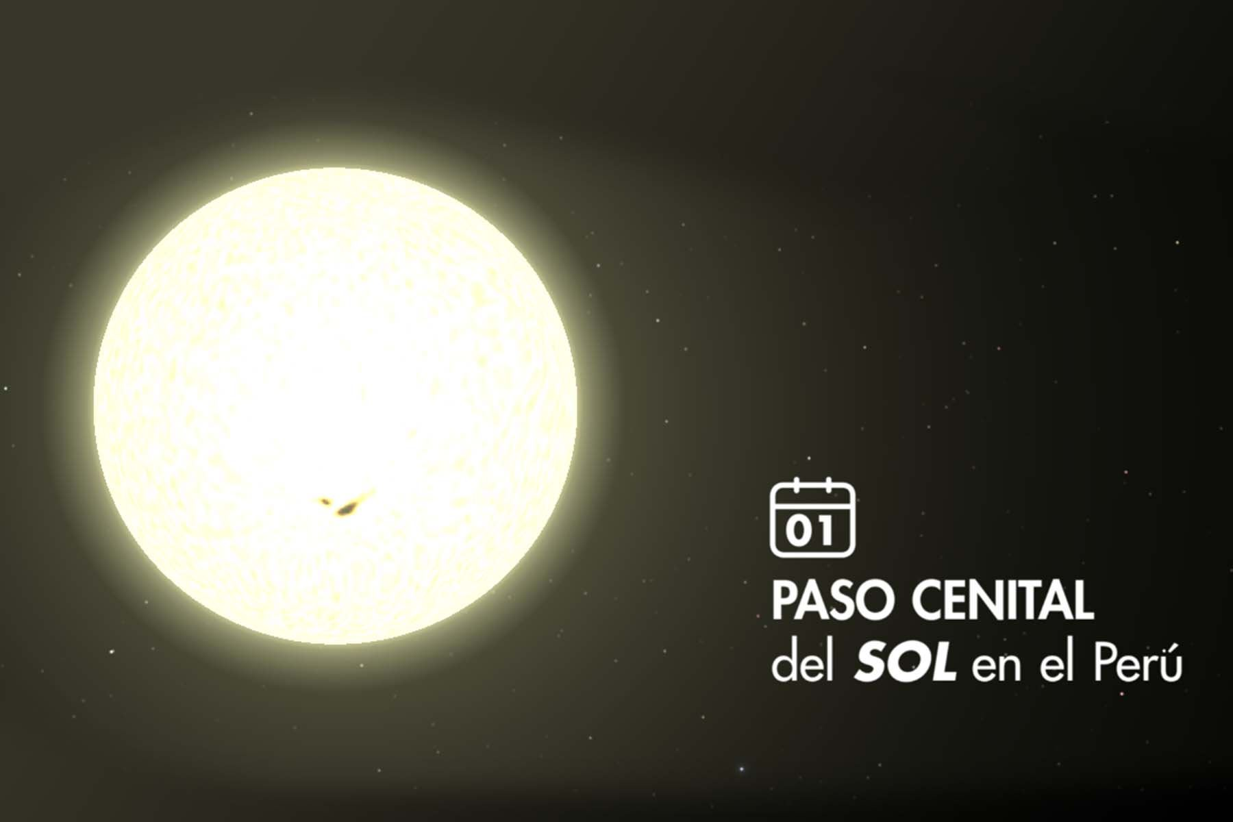 "Calendario astronómico: Perú será testigo del \""Día sin sombra\"" en octubre"