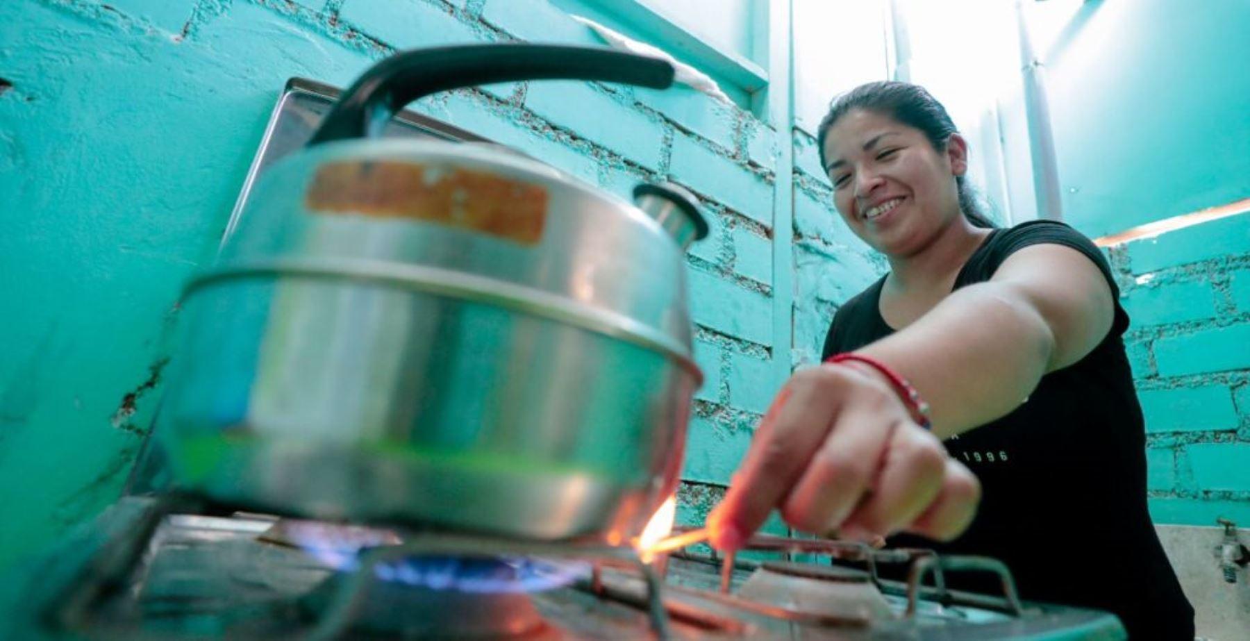 Gas natural llegará a más peruanos en Lima e Ica
