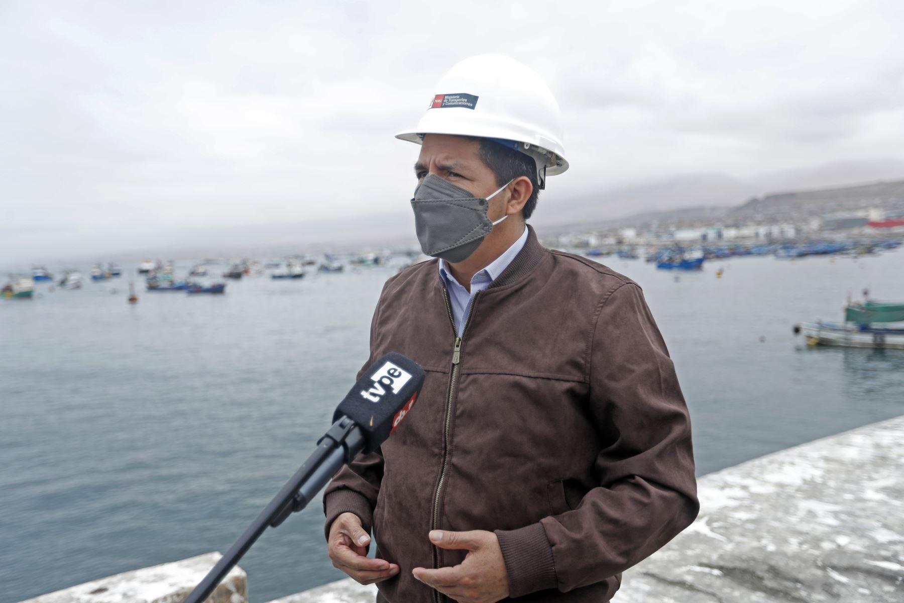 Presidente Castillo participará en celebraciones por Bicentenario de la Marina