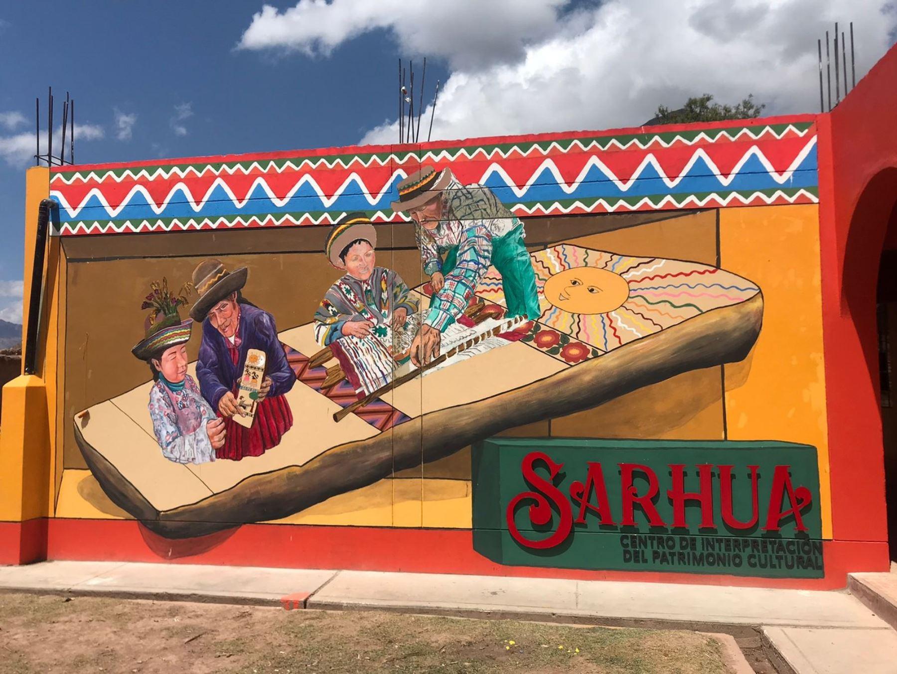 Ayacucho: Unesco inaugura centro de interpretación del patrimonio cultural en Sarhua