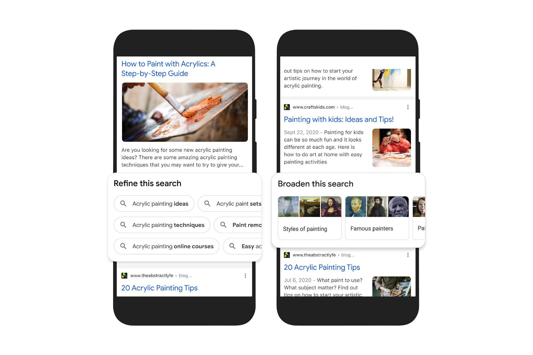 Google usará inteligencia artificial para potenciar las búsquedas