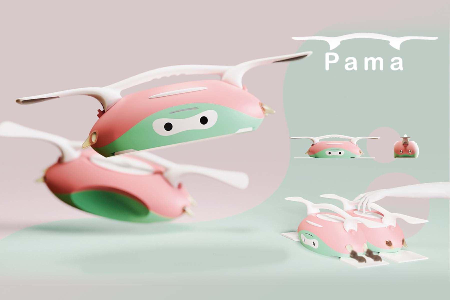 El dispositivo modular de lactancia artificial para la cría de mamíferos fue denominado PAMA. Foto: UPN