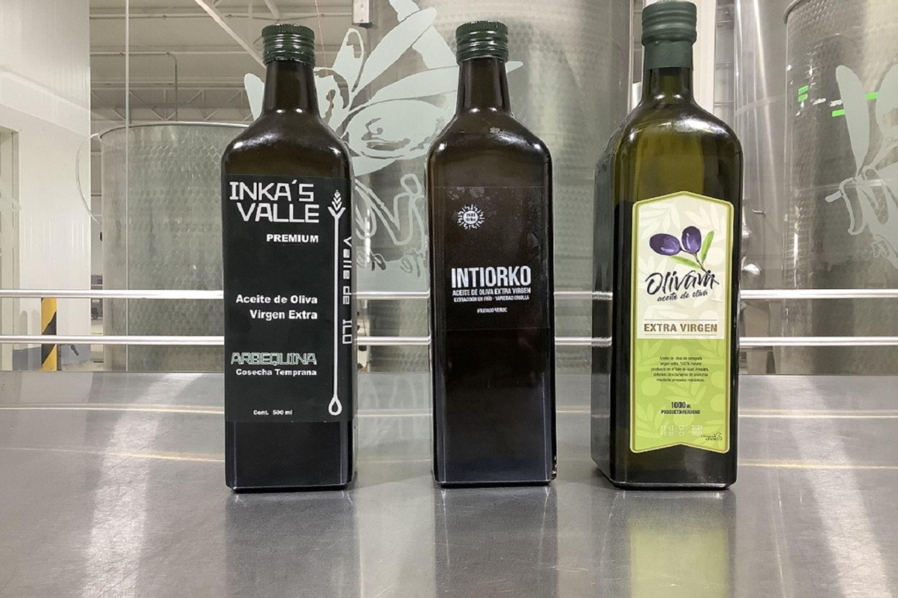 Aceite de oliva peruano obtiene medalla de oro en Francia