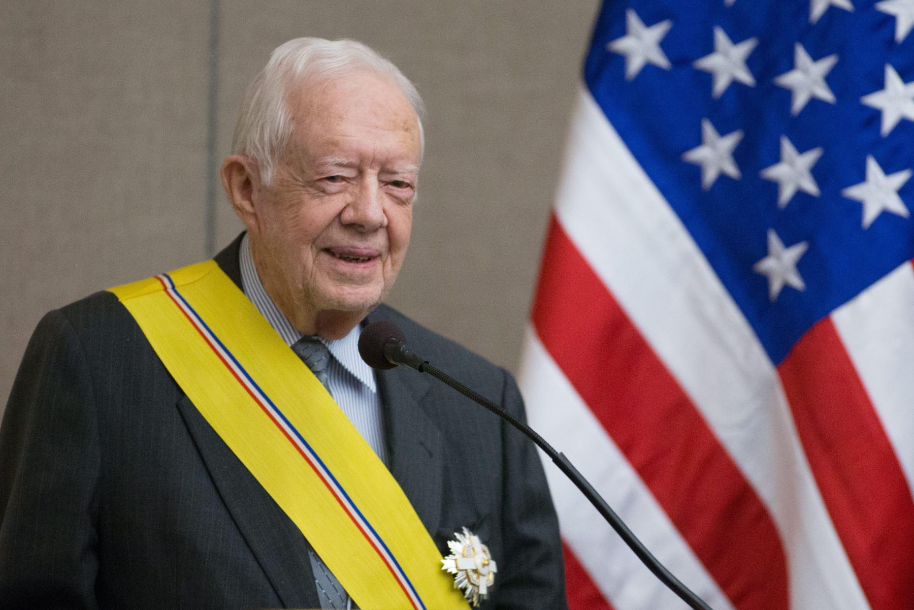 Jimmy Carter, el expresidente más longevo de la historia de EE. UU., cumple 97 años