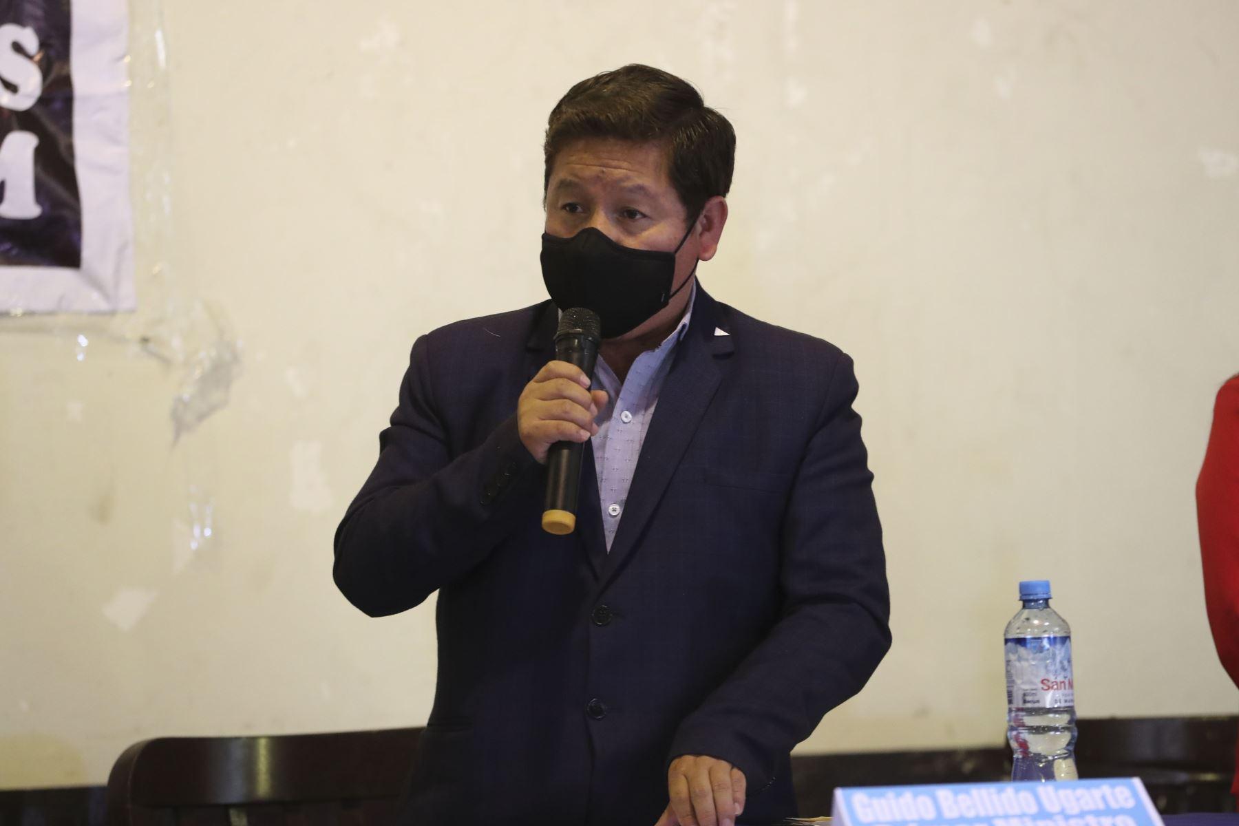 Jefe del Gabinete Ministerial participará en reunión multisectorial en el Cusco