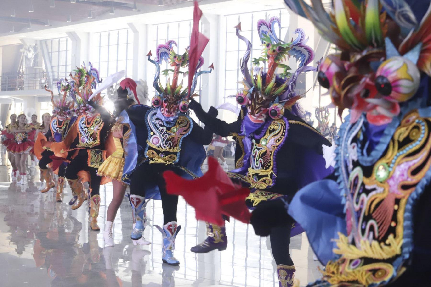 Ministro de Cultura resalta el carácter peruano e integrador de la Diablada Puneña