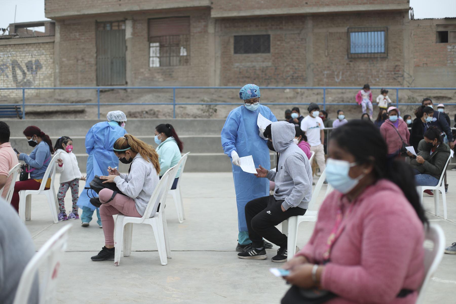 Covid-19: Perú se acerca a los 28 millones de dosis de vacunas aplicadas