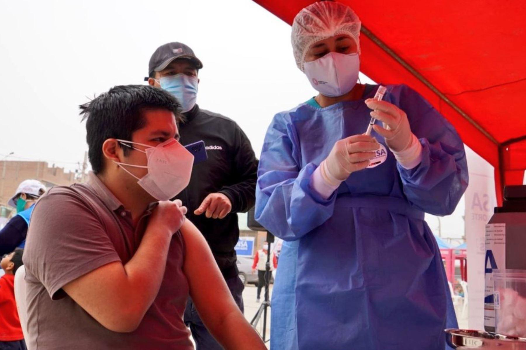 Covid-19: Perú superó los 28 millones de dosis de vacunas aplicadas