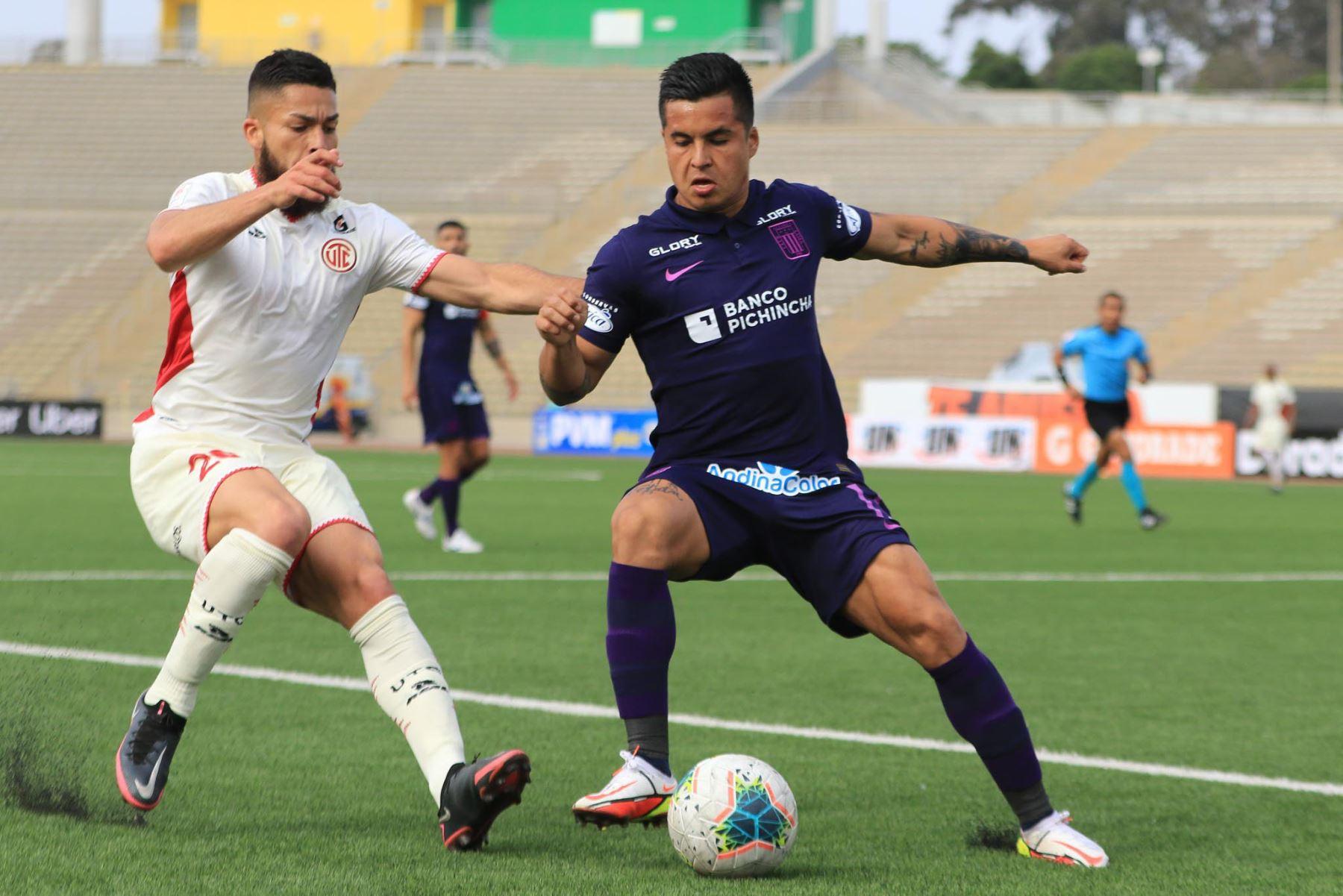 Alianza Lima venció 2-0 a UTC y está a un paso de ganar la Fase 2 de la Liga 1