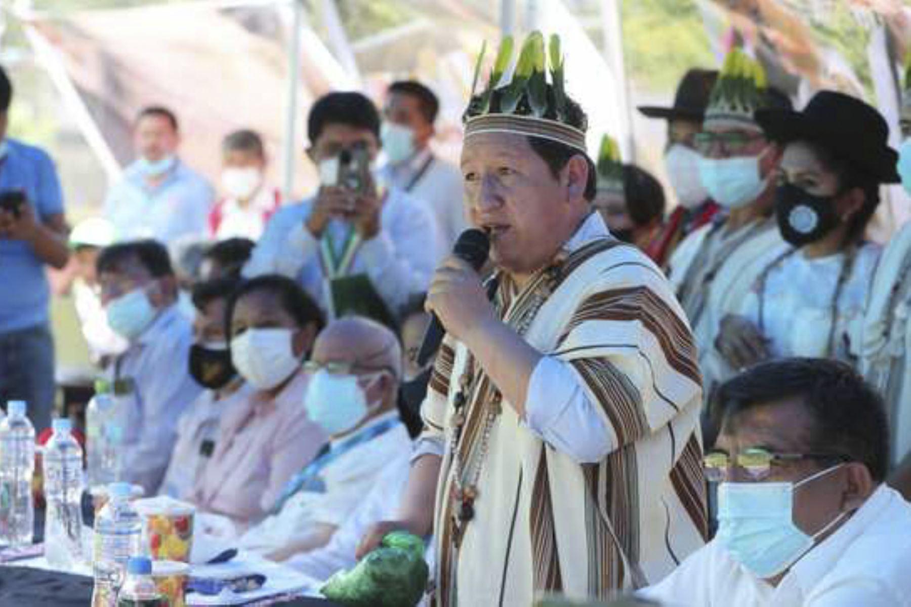 Ejecutivo instaló mesa técnica para el desarrollo de La Convención en el Cusco