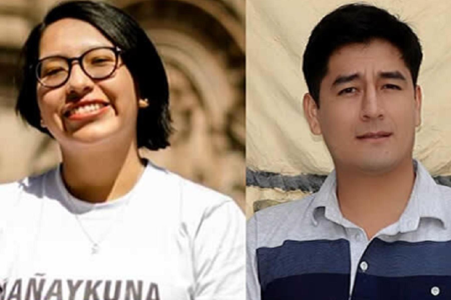 Proyectos de Cajamarca y Cusco ganan Premio Nacional de la Juventud 2021