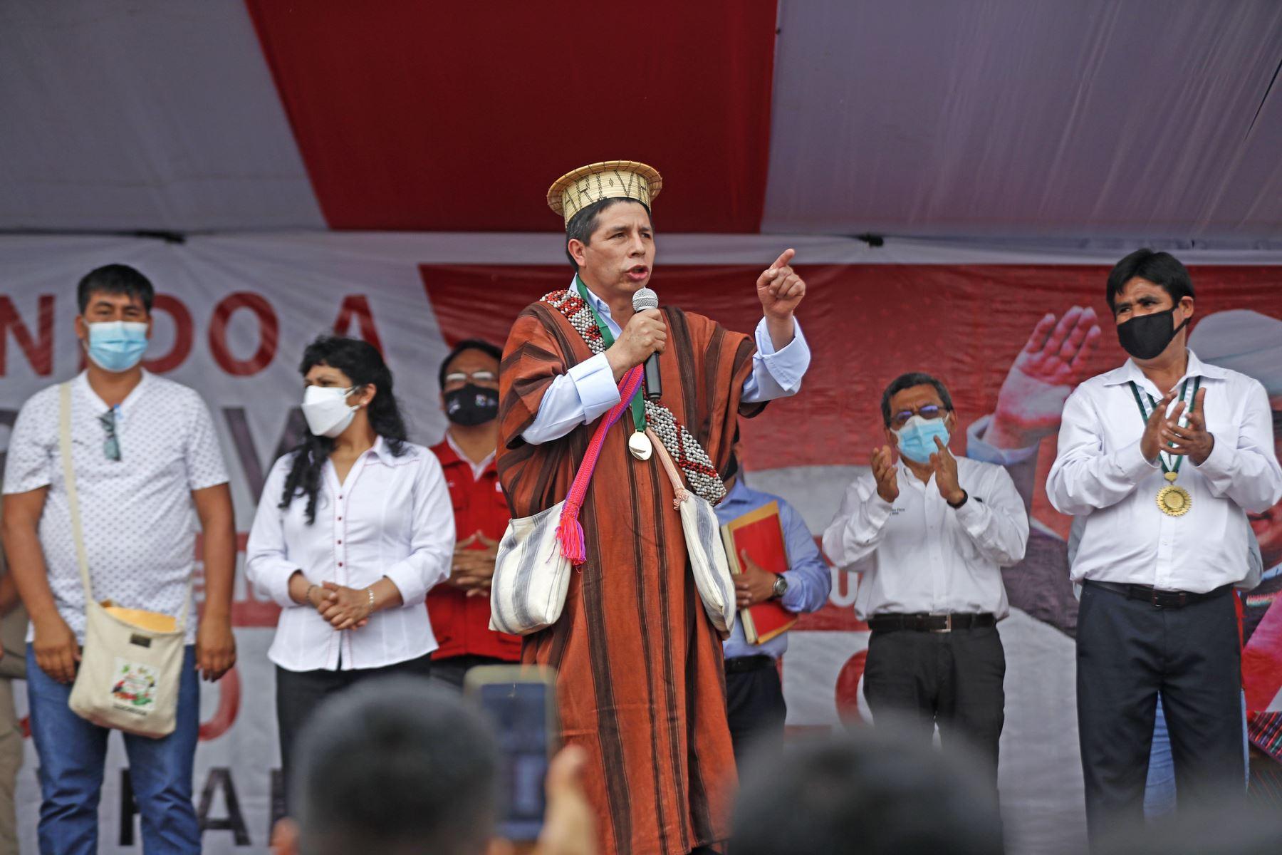 Gobierno impulsará industrialización del litio y de todo lo que produzca el Perú profundo