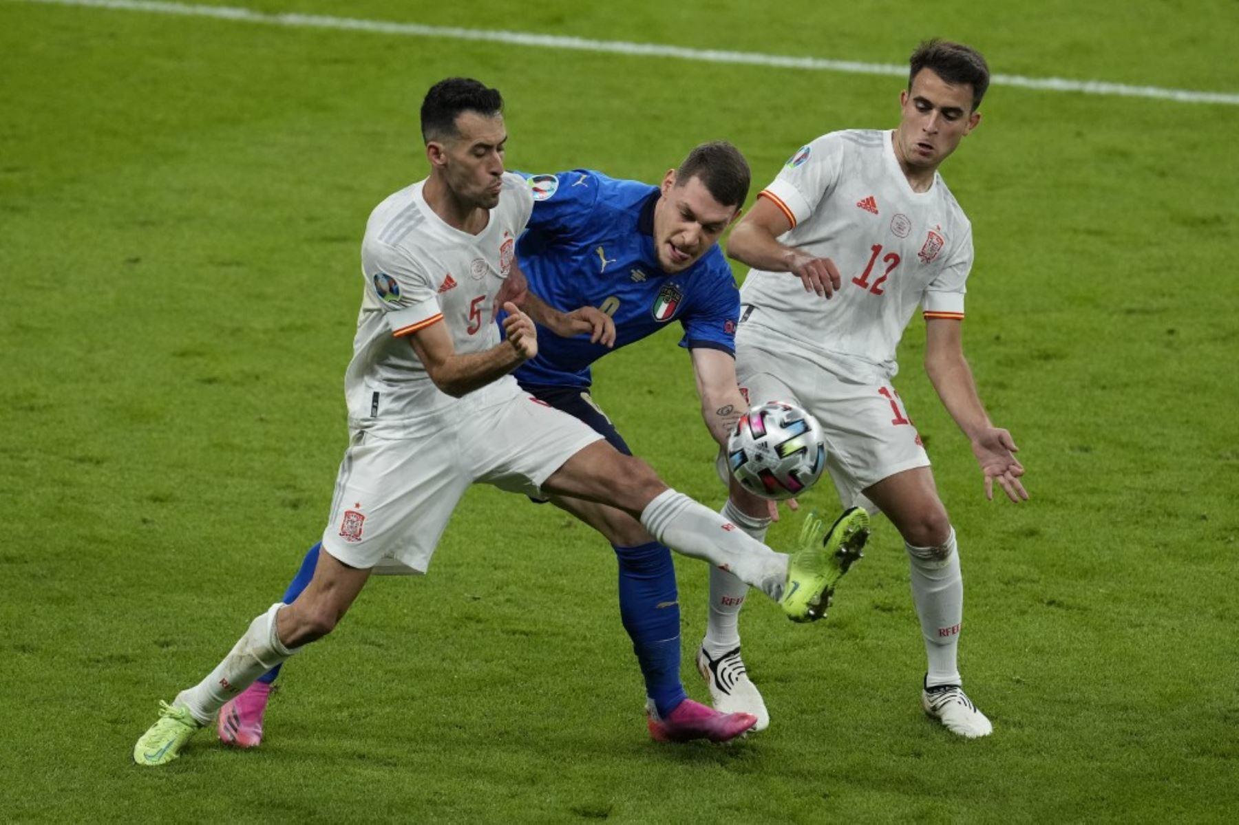 Italia-España y Francia-Bélgica, partidazos por la Liga de las Naciones