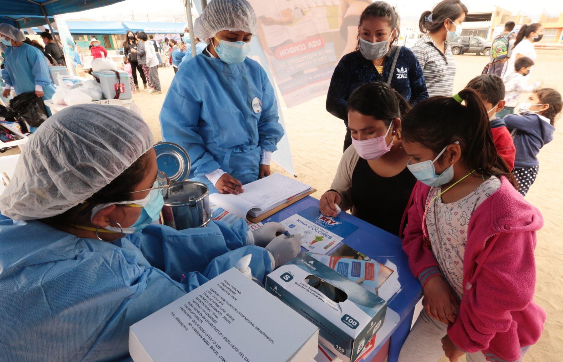 Covid-19 Perú reporta 508 contagios y 12 fallecidos en 24 horas