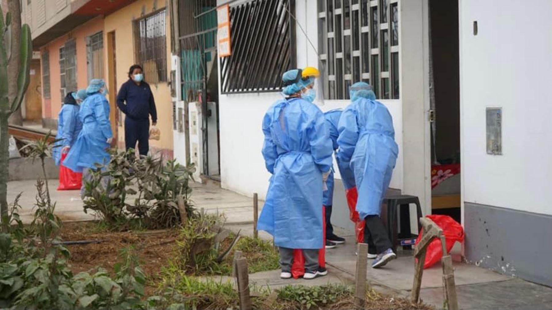 Minsa intensifica cerco epidemiológico por nuevo caso de delta plus en El Agustino