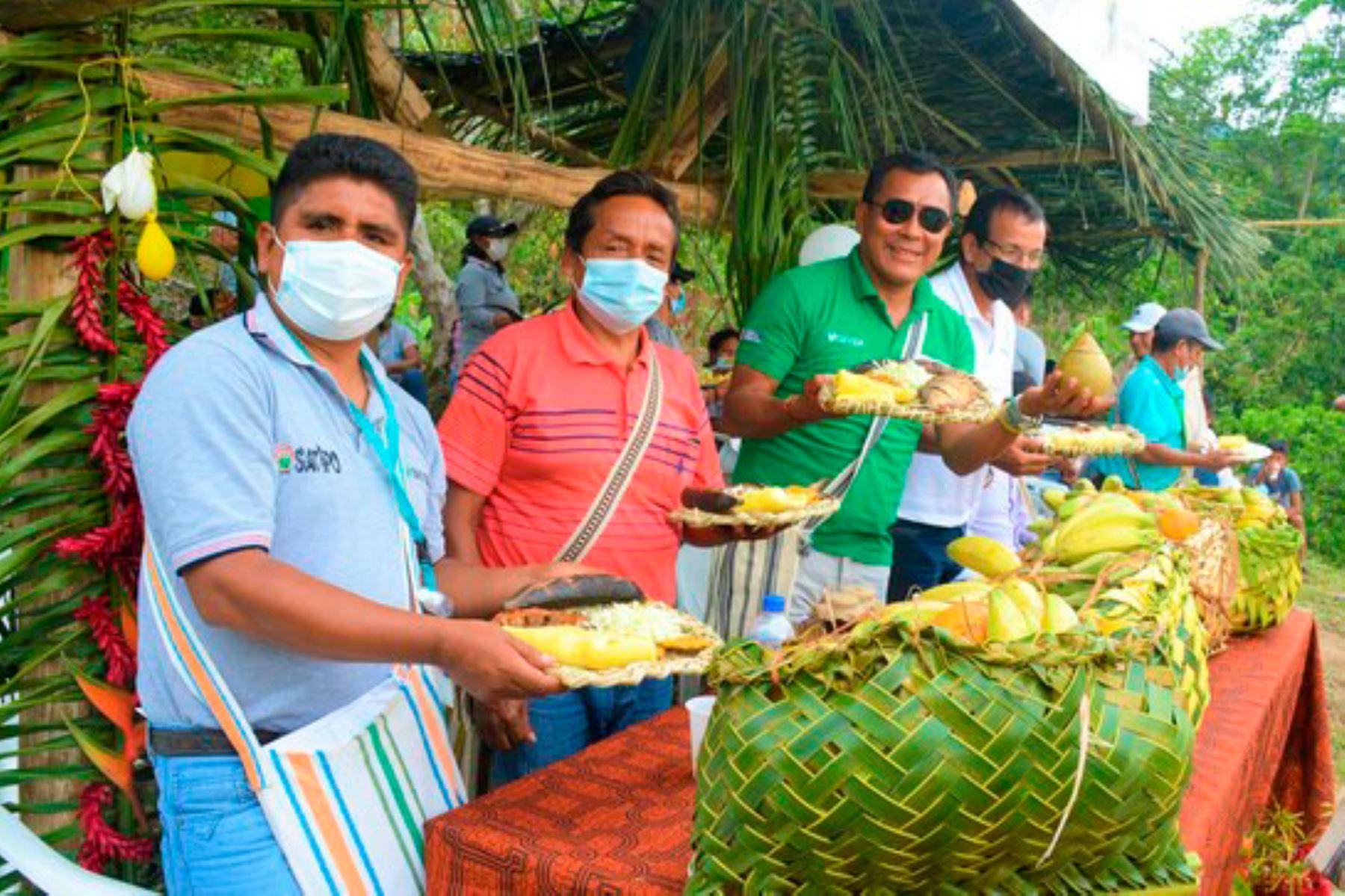 Devida: 19 comunidades indígenas de Satipo se benefician con proyecto acuícola