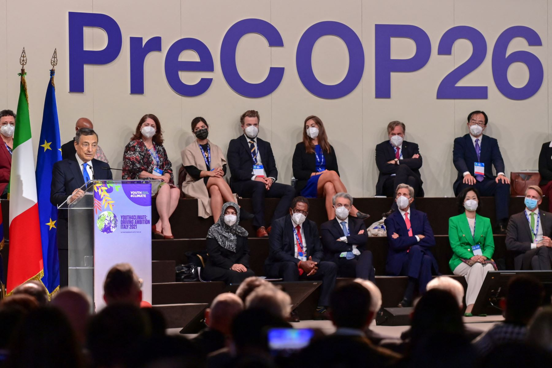 """La COP26 en Escocia será cuestión de \""""vida o muerte\"""""""