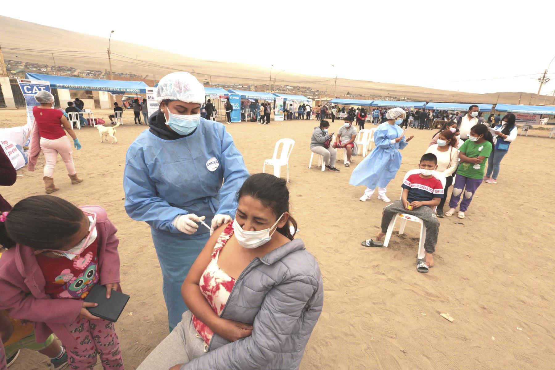 Covid-19 Perú reporta 149 contagios y 6 fallecidos en 24 horas