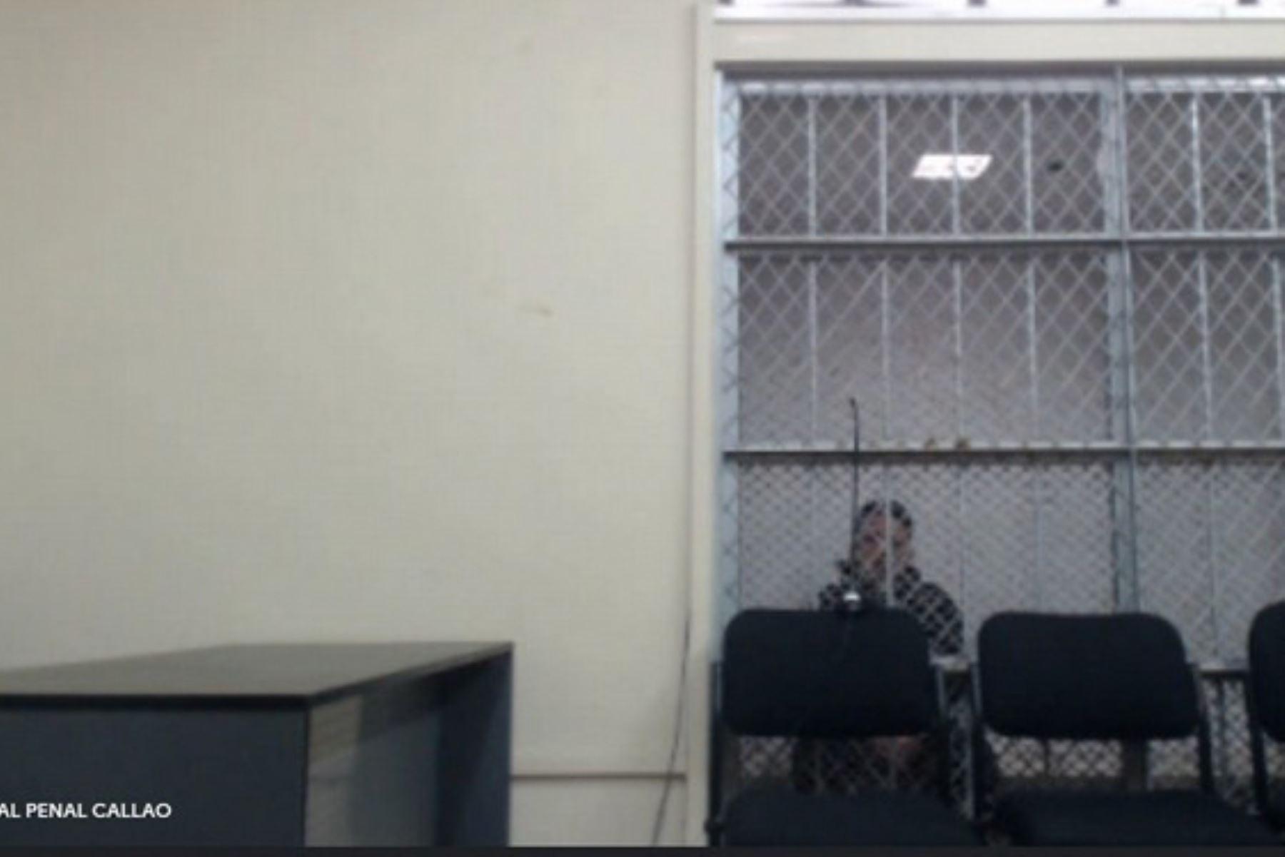 Callao: 11 años de cárcel para sujeto que robó a taxista con arma de fuego