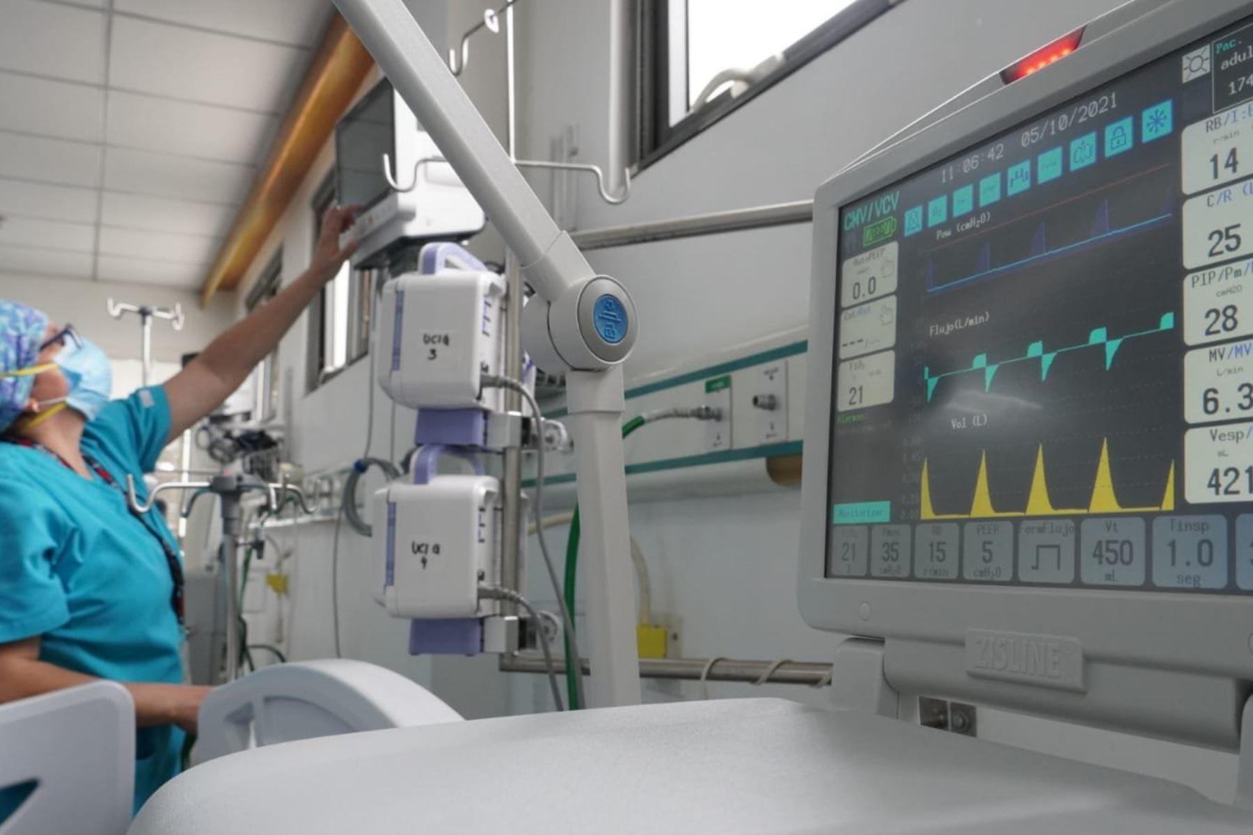 Hospital Loayza inauguró Área de Quemados Críticos