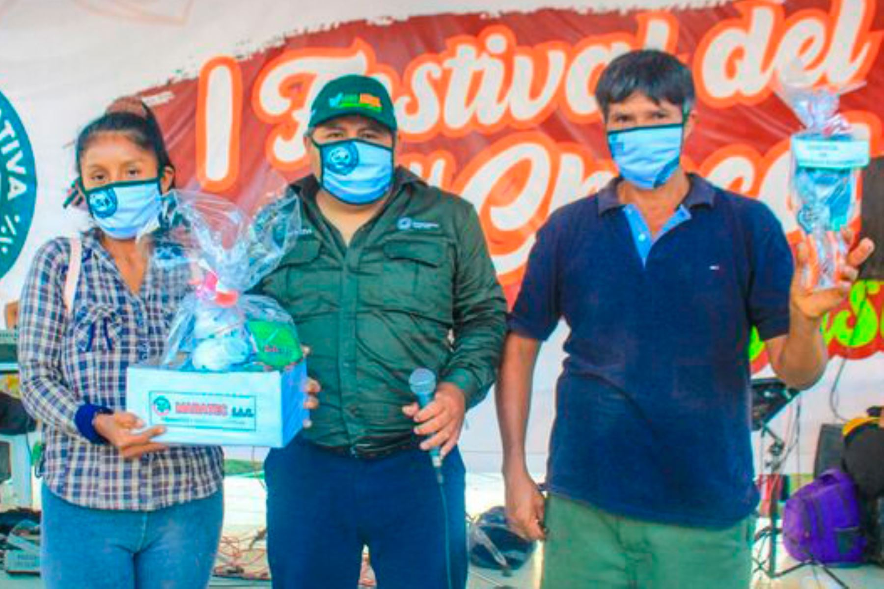 Pasco: Devida organiza el Primer Festival del Cacao y Chocolate en Constitución