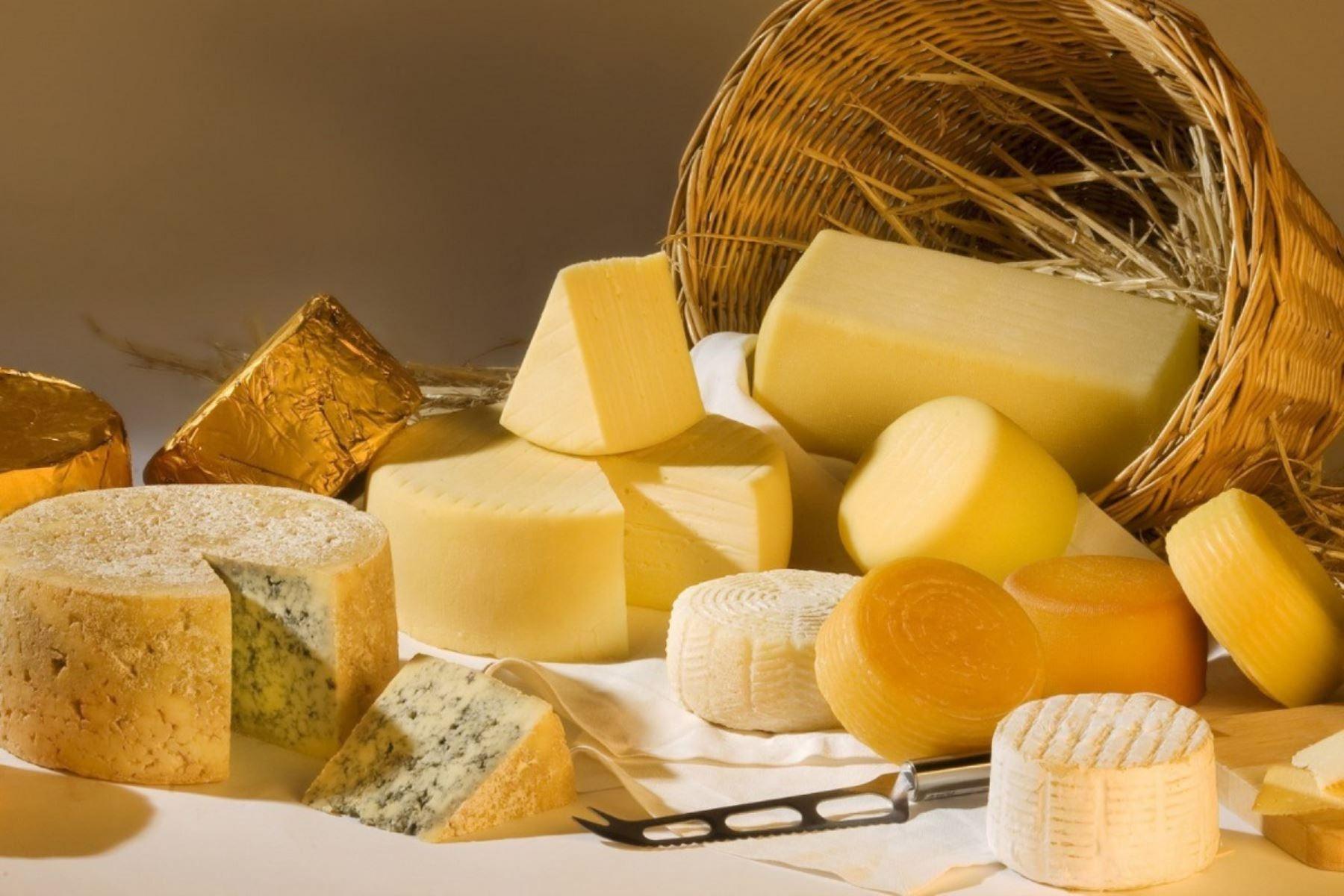 Inacal establece requisitos de calidad para elaborar quesos y su clasificación