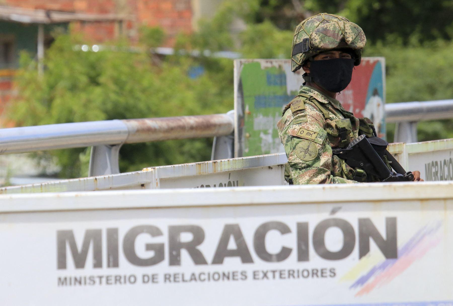 """Frontera entre Colombia y Venezuela restringida tras anuncio de \""""apertura comercial\"""""""