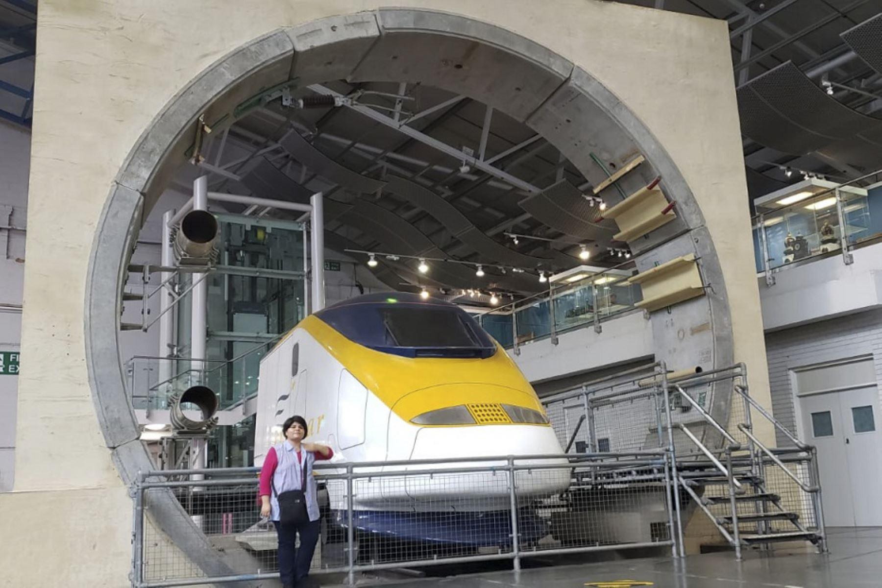 Expertos ferroviarios del Perú y Reino Unido disertarán en evento virtual y gratuito