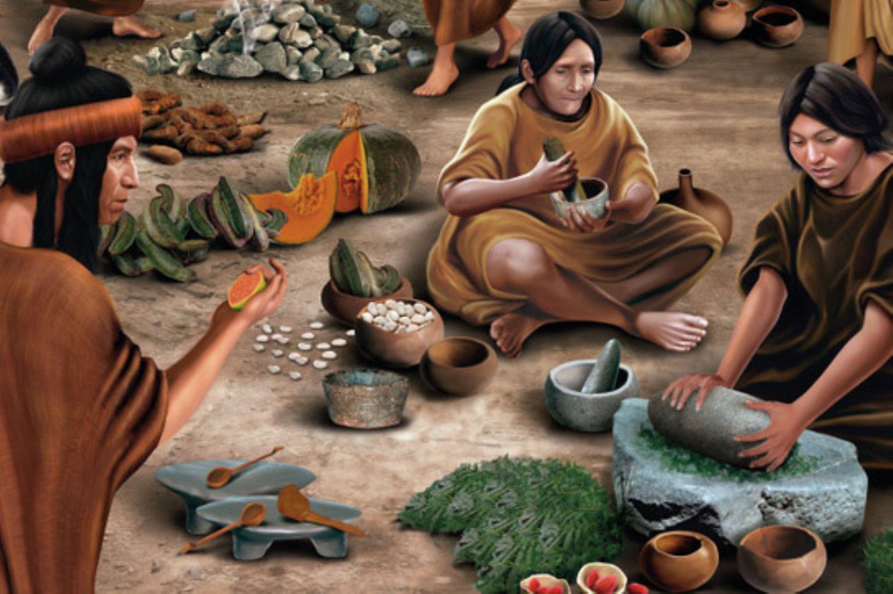 Día de la Medicina Peruana: Civilización Caral usó plantas con fines medicinales