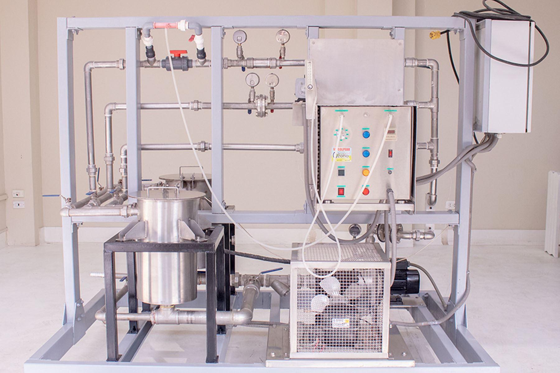Crean sistema de microburbujas de vapor que limpia las aguas residuales de las curtiembres