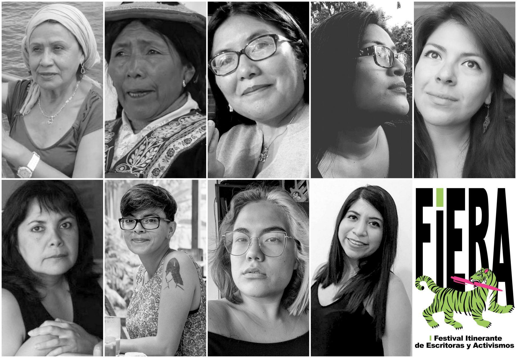 Festival Itinerante de Escritoras y Activismos se inicia virtualmente este sábado