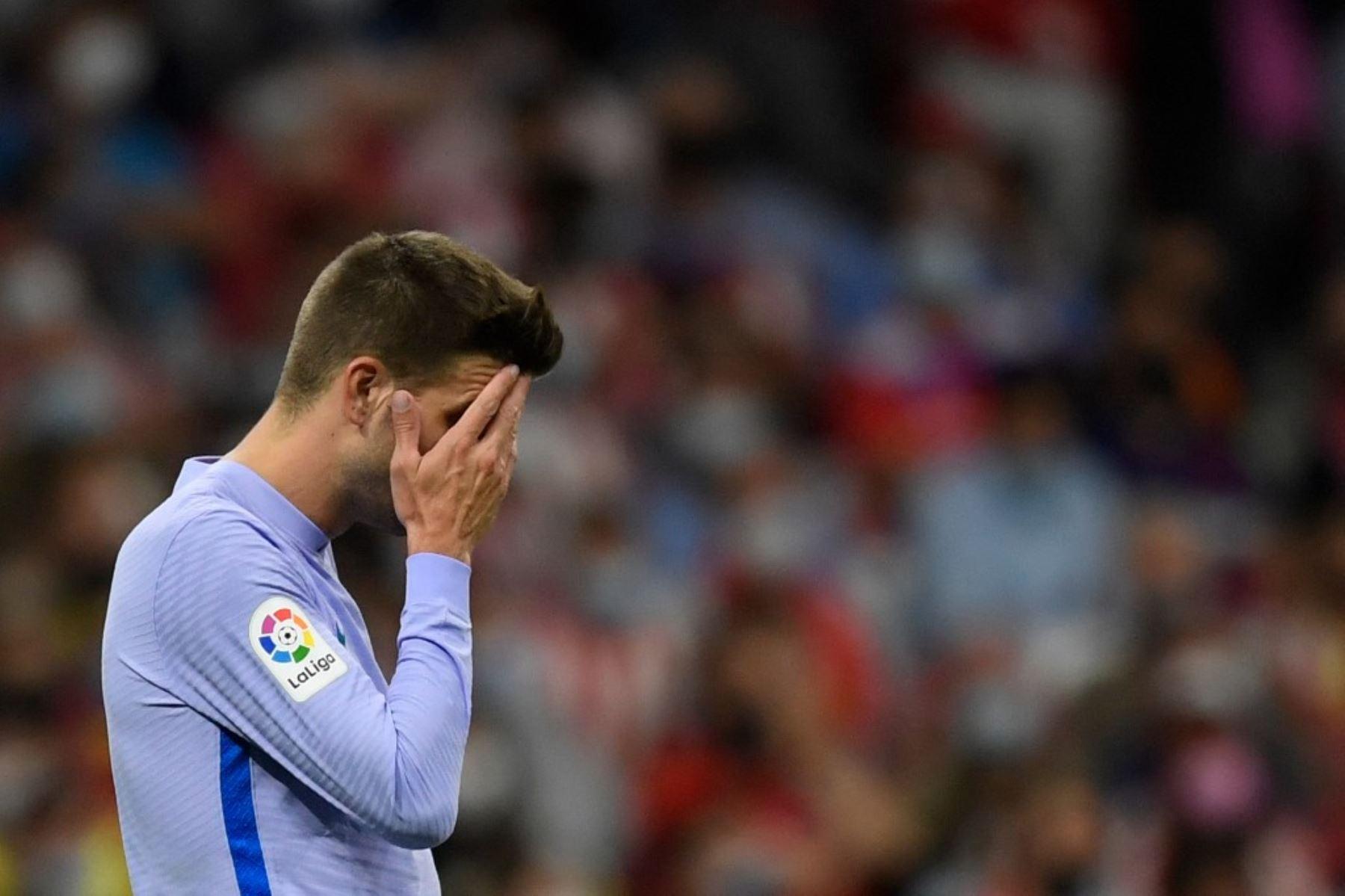 """Barcelona: Director dice que en marzo estaba en una \""""quiebra contable\"""""""
