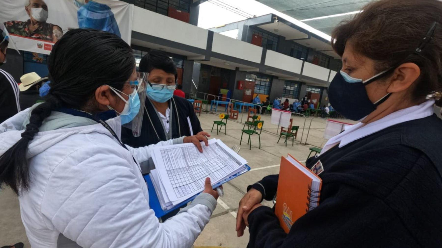 Tacna: verifican capacidad de respuesta sanitaria ante probable tercera ola del covid-19